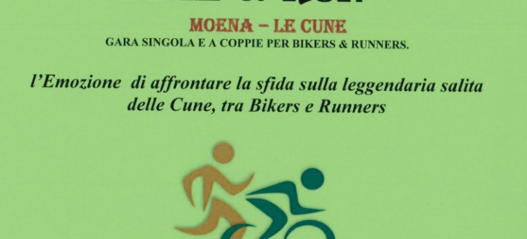 Moena le Cune Bike & Run