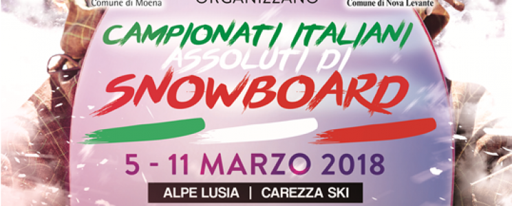 Campionati italiani assoluti di Snowboard